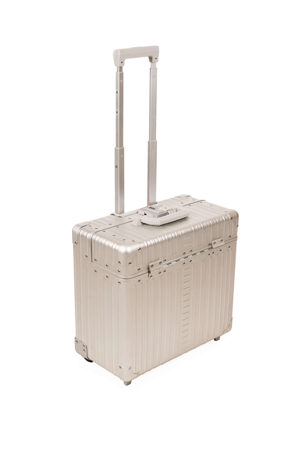 aluminum pilot case luggage