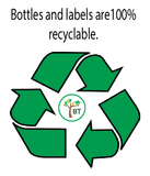 recycle all your labels and bottles