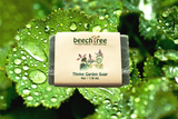 thyme herbal soap