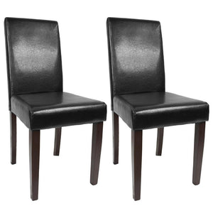 Jordaine Dining Chair (Set of 2) Black