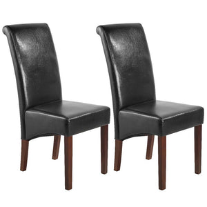Glenn Dining Chair (Set of 2) Black