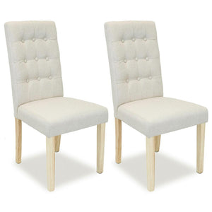 Larkin Dining Chair (Set of 2) Beige