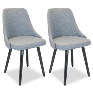 Freeman Dining Chair (Set of 2) Grey