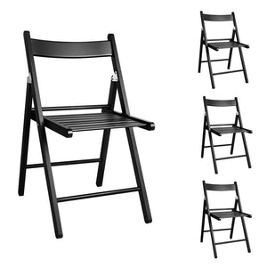 Modine Dining Chair (Set of 4) Black