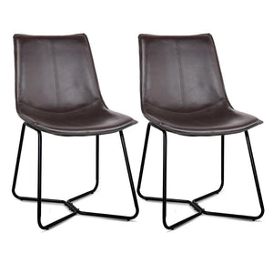 Moncrieff Dining Chair (Set of 2) Walnut