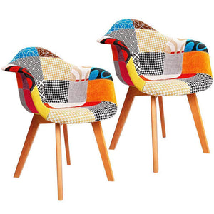 Danford Arm Chair 84cm (Set of 2)