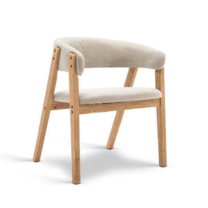 Campos Dining Chair Beige