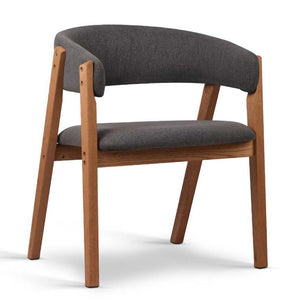 Isaac Dining Chair Grey