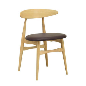 Saldana Dining Chair Mocha