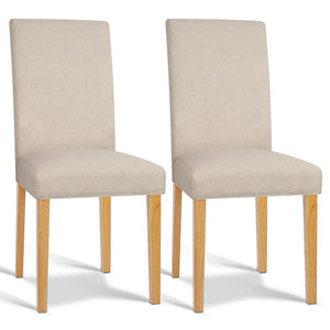 Rushing Dining Chair (Set of 2) Beige