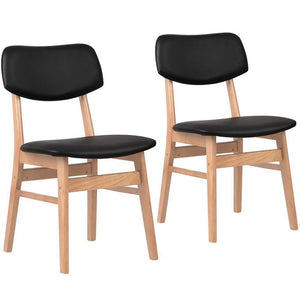 Hendrix Dining Chair (Set of 2) Black