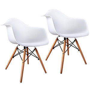 Winton Cafe Chair (Set of 2) Matte White