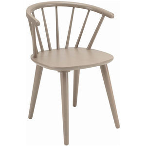 Zavala Dining Chair Taupe Grey