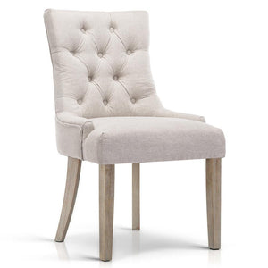 Margaux French Dining Chair Beige