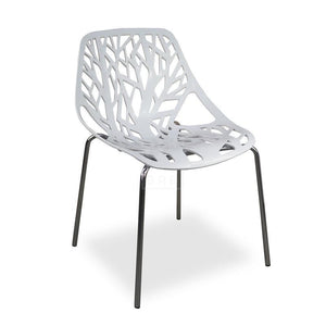 Andrea Dining Chair White