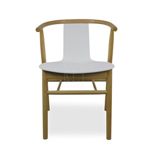 Mendell Dining Chair White