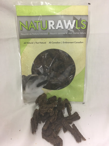 Beef Dehydrated Raw 8oz SAMPLE