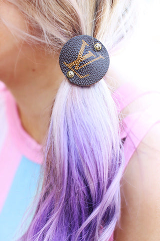 LV Ponytail Holder