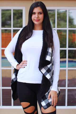 Brittany White Long Sleeve Fitted Activewear Top