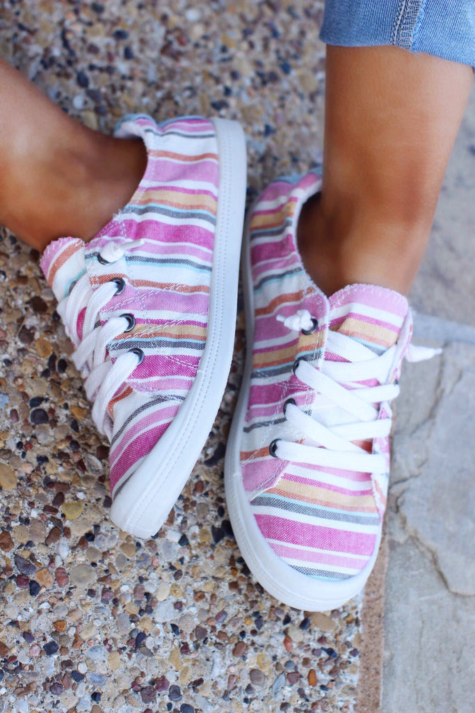 Bliss Multicolor Sneakers