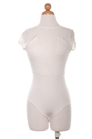 DEEP V BODY SUIT
