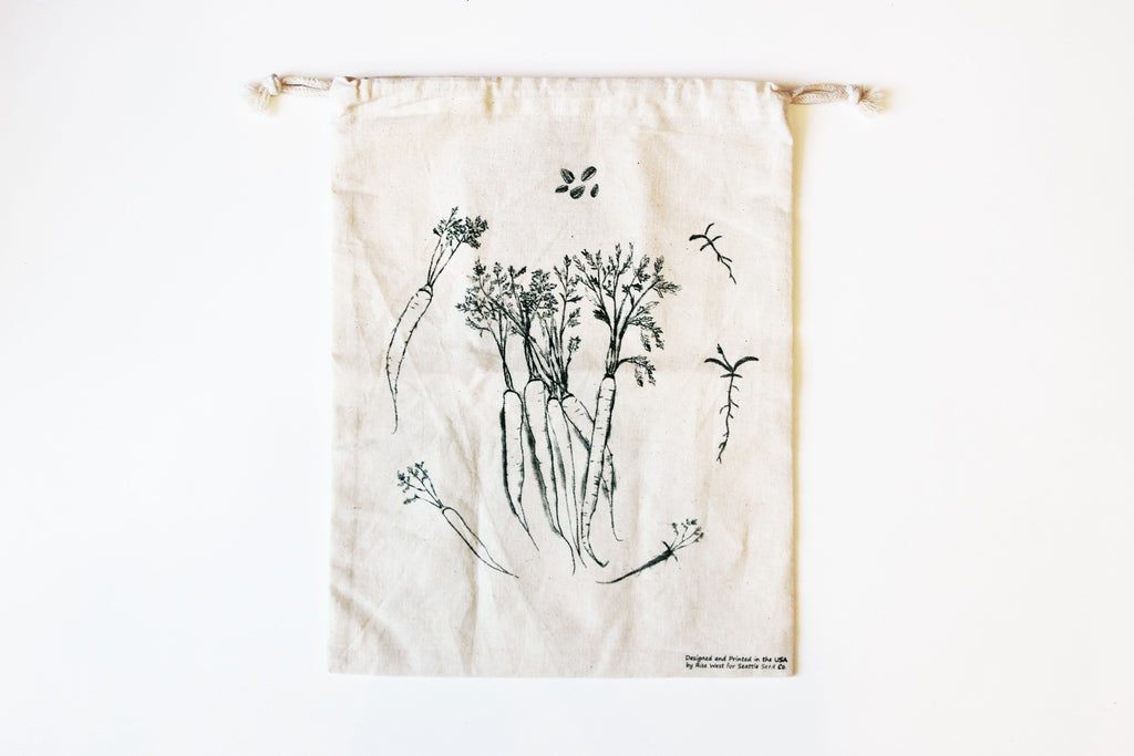 Seattle Seed Co. - Reusable Produce Bag