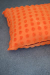 Chenille Dots Pillow Cover - Cheeto