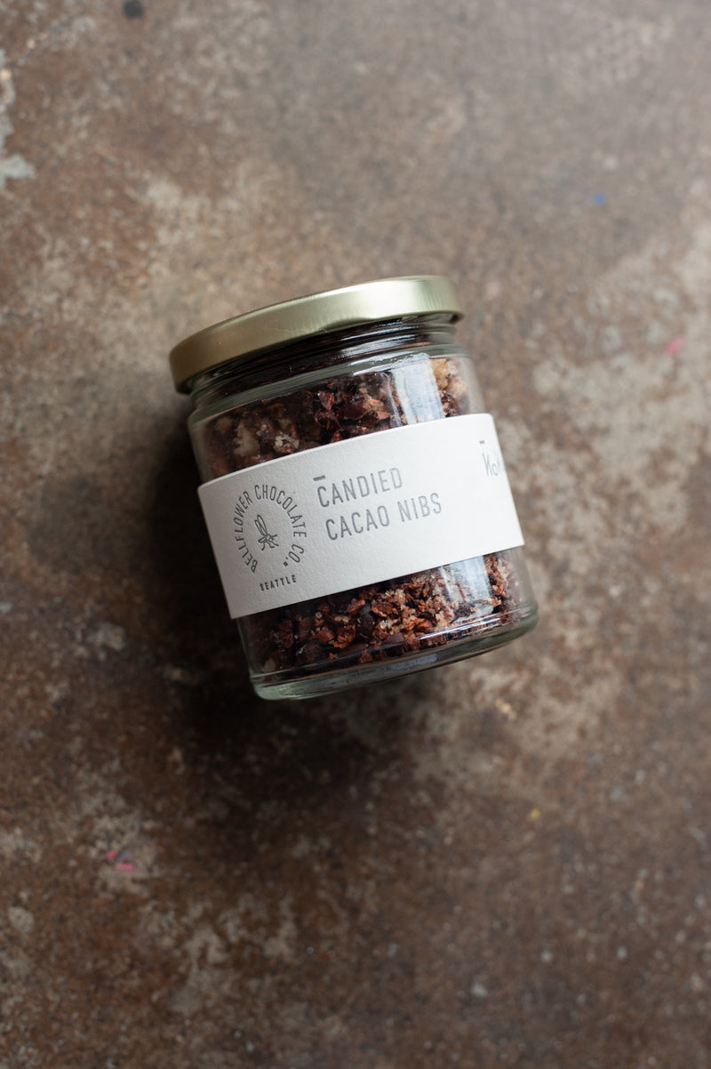 Candied Cacao Nibs