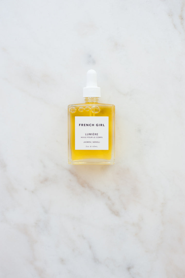 French Girl Lumière Body Oil Jasmin