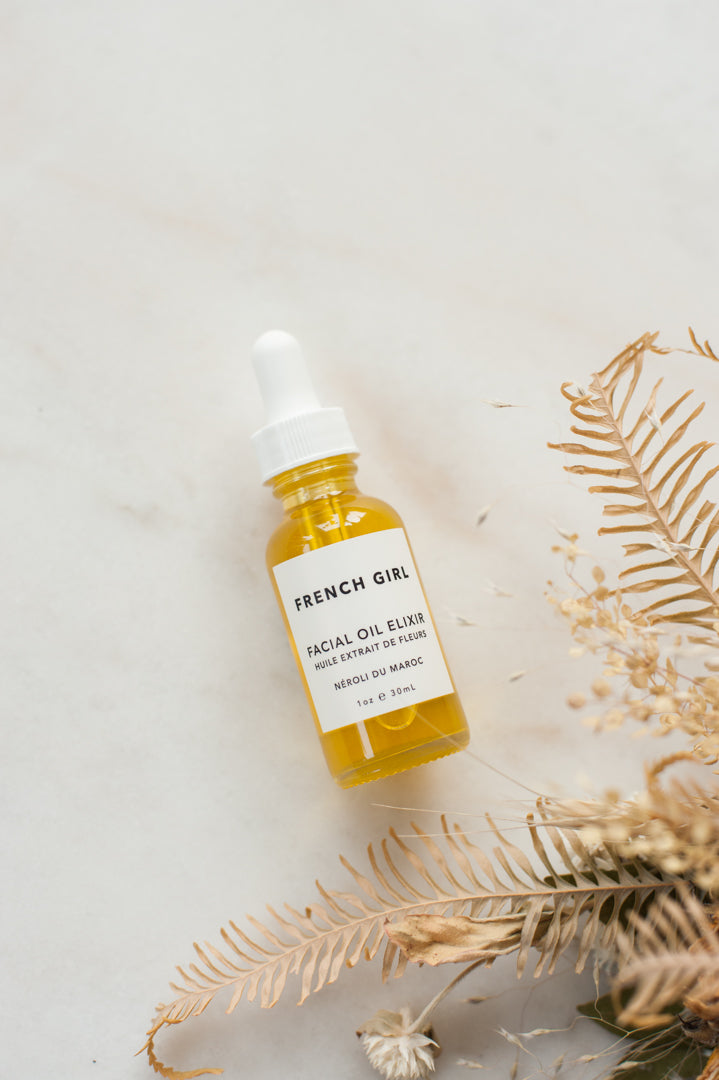French Girl Facial Oil Elixir