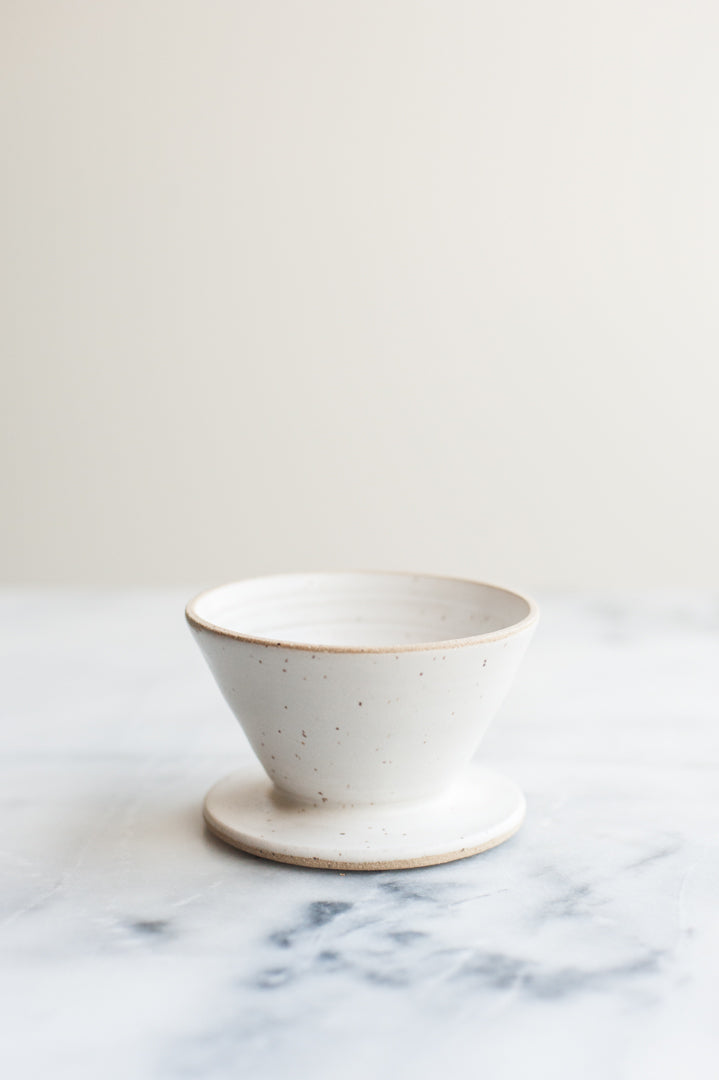 Coffee Pour Over by M. Bueno Pottery