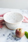 Small Berry Colander by M. Bueno Pottery