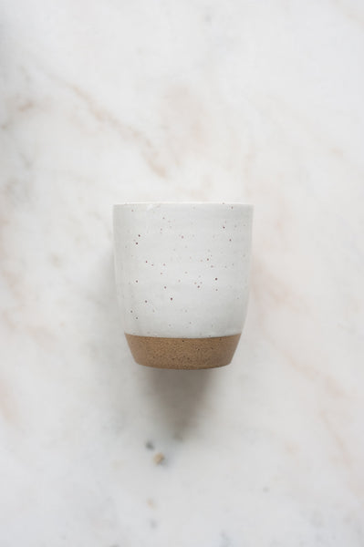 Ceramic Tumbler by M. Bueno Pottery