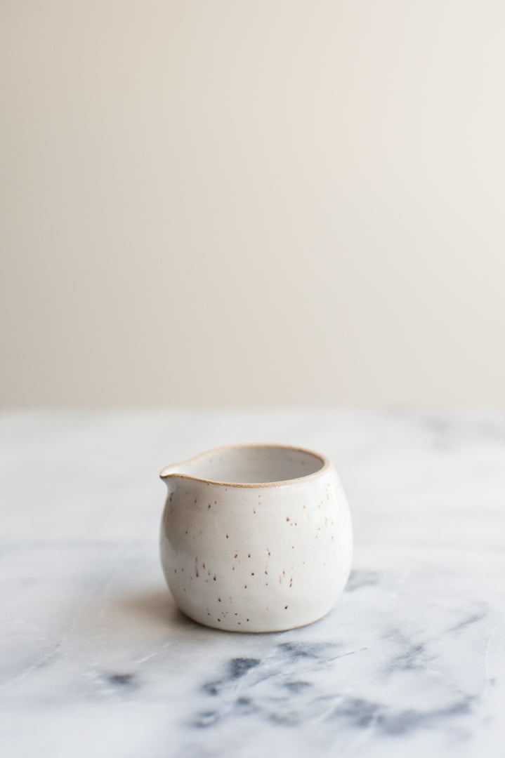 Small Pour Bowl by M. Bueno Pottery