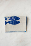 Fishes Tea Towel