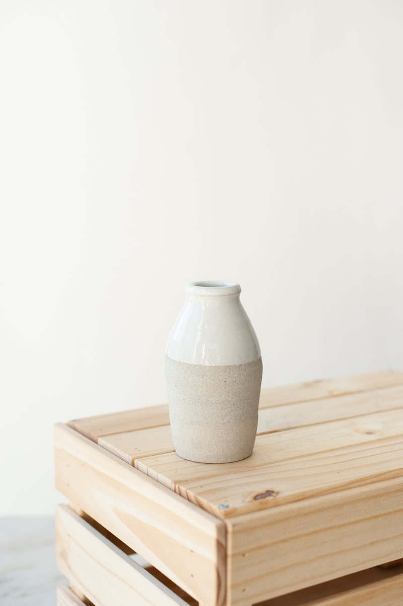 Vermont Milk Bottle Vase