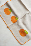 Tangerine Tea Towel