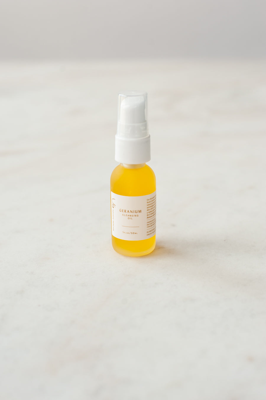 Geranium Cleansing Oil