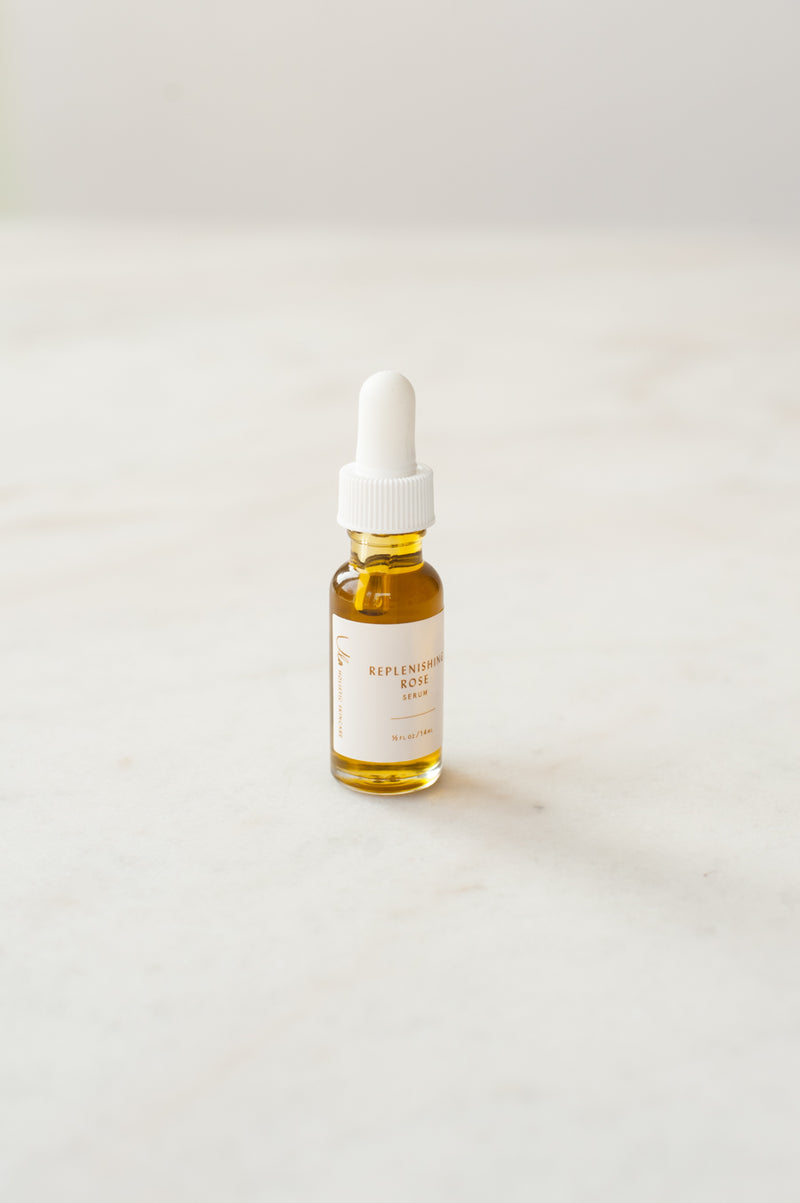 Replenishing Rose Serum