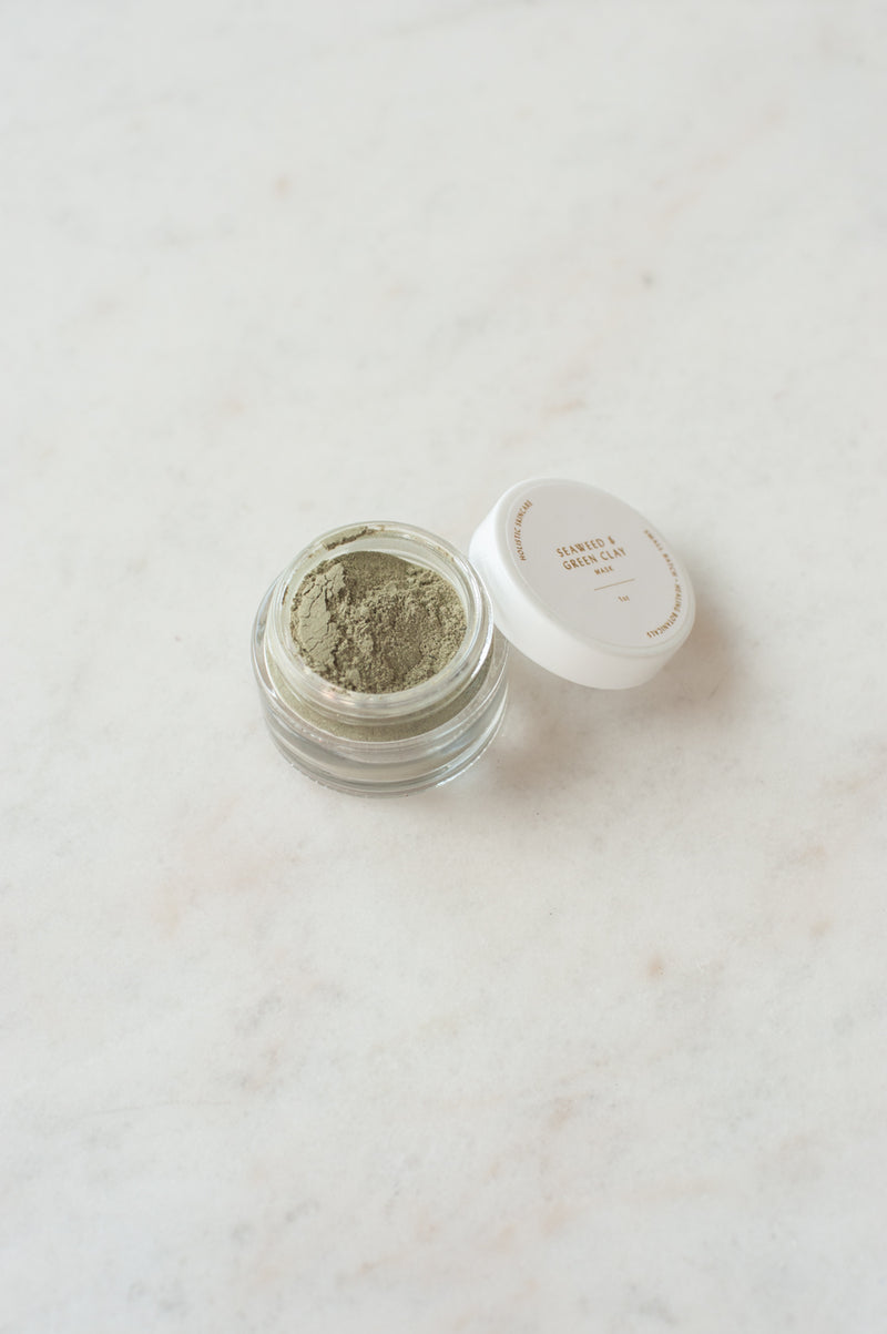 Seaweed & Green Clay Mask