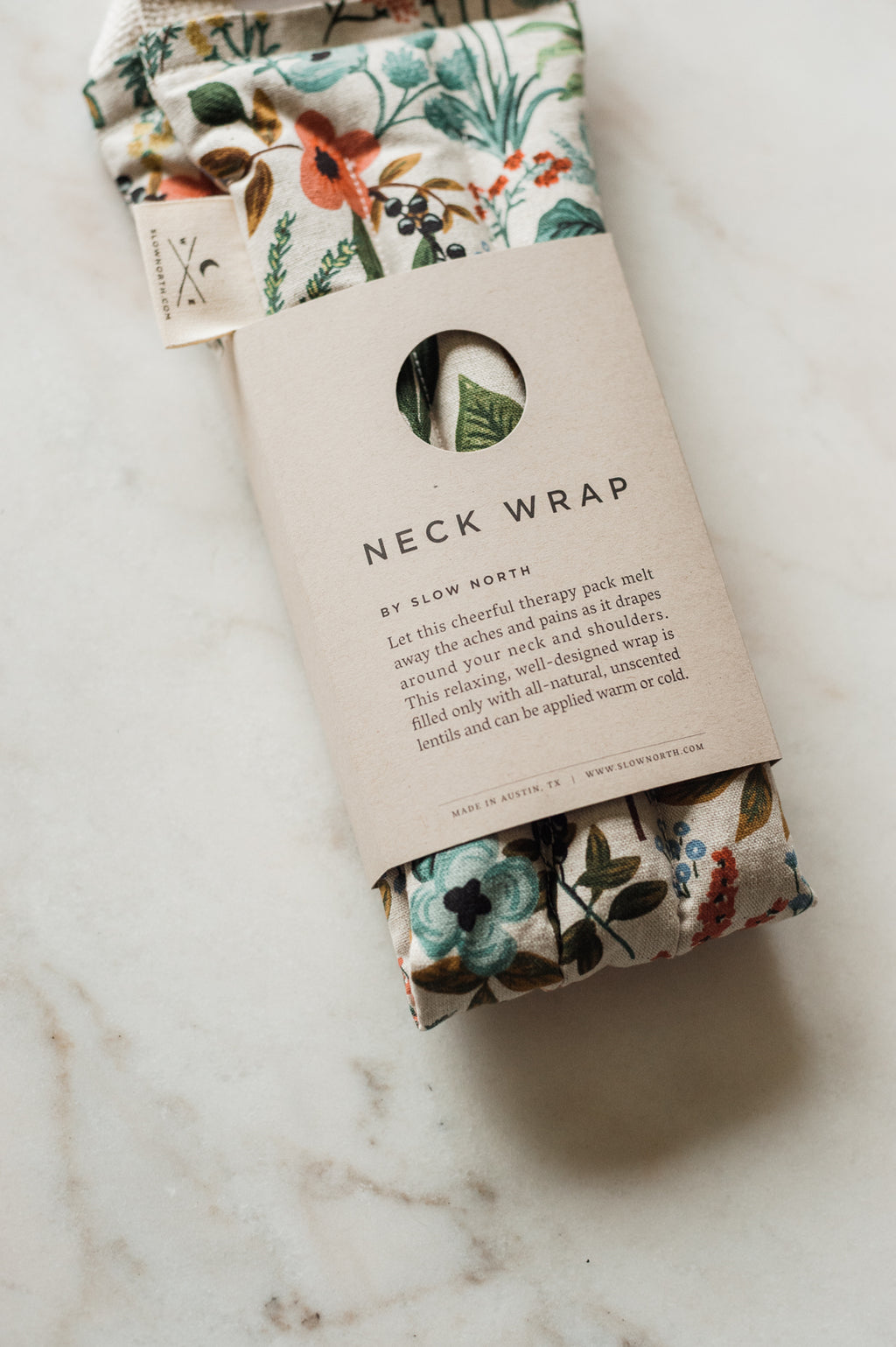 Wildflower Neck Wrap by Slow North