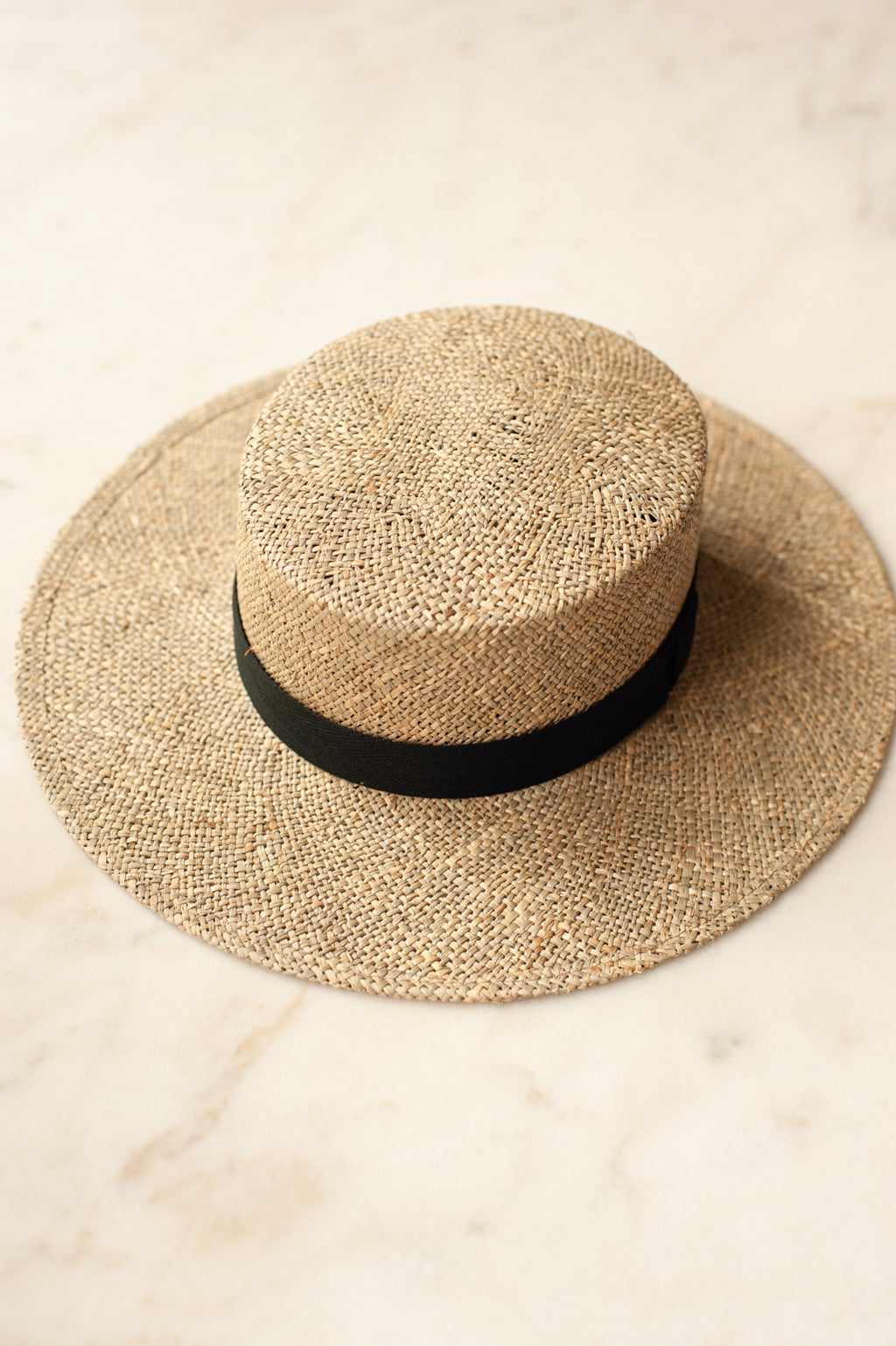 Billie Seagrass Straw Hat
