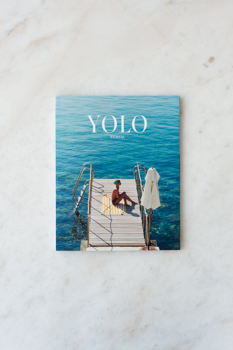Yolo Journal - Volume 1
