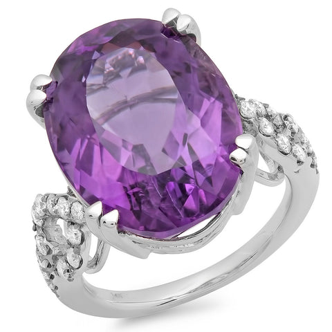 PMI 14W@8.6 26RD1@0.5 1AM@15.03 AMETHYST RING