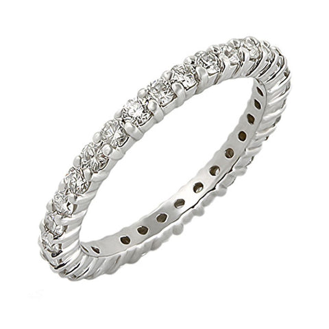 PMI 14W@2.5 31RD@0.85 (1.7mm) ETERNITY RING