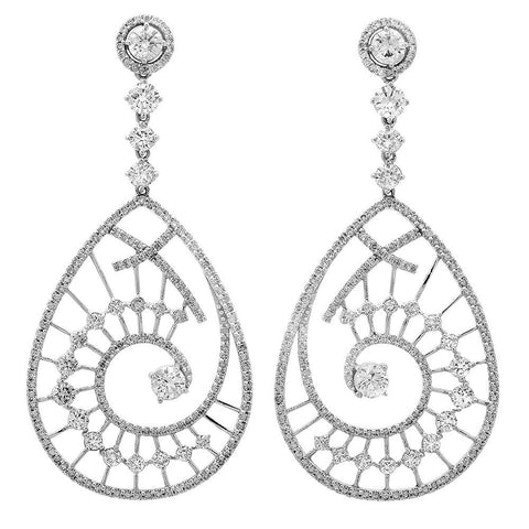 PMI 14W@13.8 358RD1@5.72 CHANDELIER EARRINGS