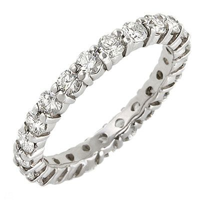PMI 14W@2.3 23RD@1.52 ETERNITY DIAMOND BAND