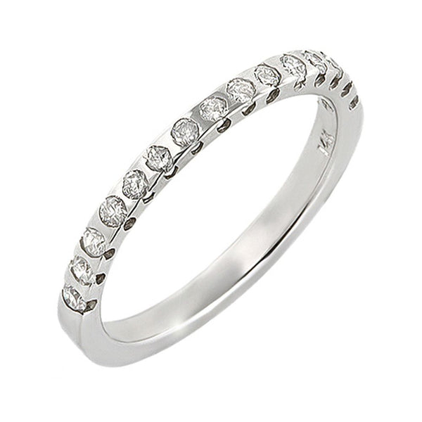 PMI 14W@2.3 15RD@0.32 DIAMOND ETERNITY RING