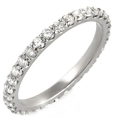 PMI 14W@1.5 33RD@0.84 SIZE5-1/4 (1.8mm)  ETERNITY BAND