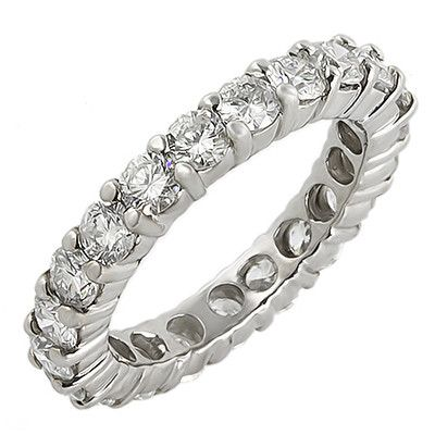 PMI 14W@4.3 21RD@2.87 (3mm) ETERNITY RING